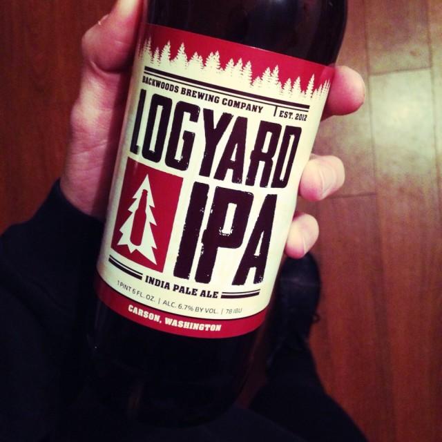 Logyard IPA