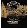 Barrel-Aged Bigfoot (Whiskey Barrels)